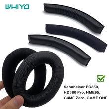 Whiyo сменные амбушюры повязка на голову для sennheiser pc350