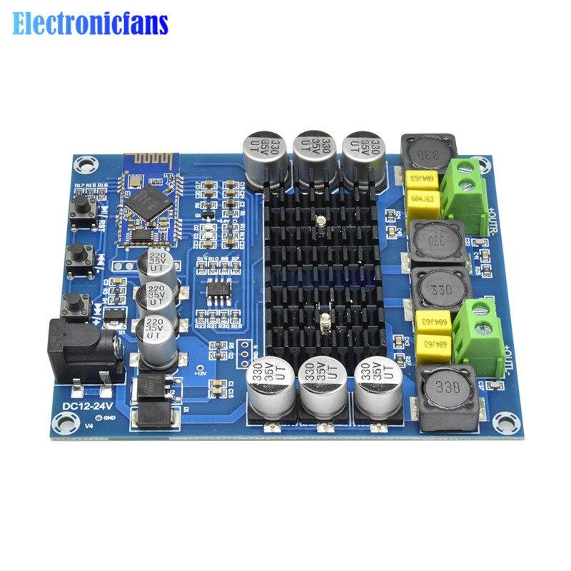 TPA3116D2 120W+120W Wireless Bluetooth 4.0 Audio Receiver Amplifier Board