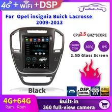 Auto Android Voor Opel Insignia Buick Lacrosse 2009 2013 Gps Navigatie Speler Verticale Screen