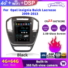 Car Android for Opel insignia Buick Lacrosse 2009 2013 GPS Navigation Player Vertical screen