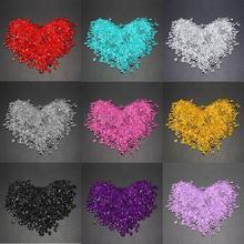 2000 Uds 4,5mm confeti de diamante acrílico artesanía de decoración para boda diamante confeti Mesa Scatters claro cristal centro de mesa fiesta