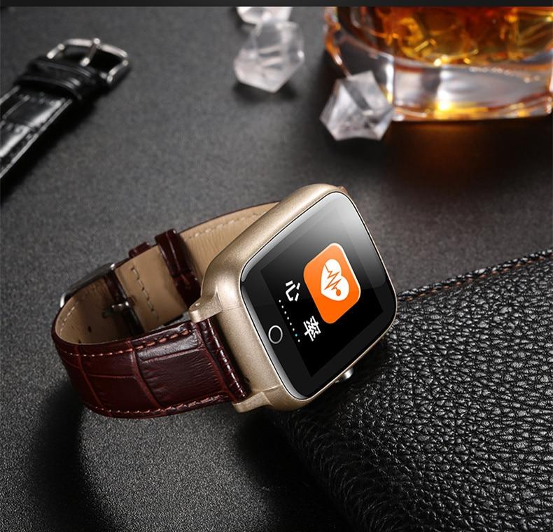 Elderly Smart Bracelet Watch Men Women GPS Wifi ECG Heart Rate Alarm Clock Pedometer Blood Pressure Phone Call Smartwatch (11)