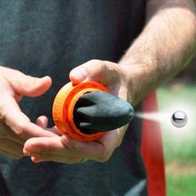 Sling Shot katapulta samoobrona biegów potężny proca do polowania składany kubek Cap proca amunicja cel strzelanie Ammo kulki stalowe tanie tanio NONE CN (pochodzenie) AF200326-2H