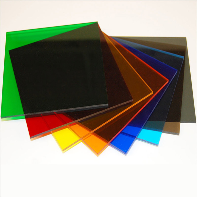 A4 3mm thickness Transparent Acrylic (PMMA) Plexiglass Tinted Sheets/plexiglass plate/acrylic plate black/white/red/green/orange