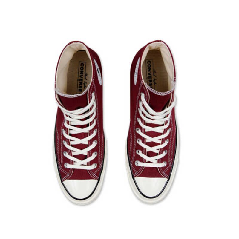 Zapatillas de skate originales Converse All Star 1970s para mujer, zapatillas de hombre, calzado Casual neutro, de alta calidad, planas, cómodas