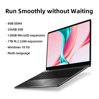 "CHUWI CoreBook Pro Intel Core i3 Laptops 13"" 2160*1440 IPS Screen 8GB RAM 256GB SSD NoteBook with Backlit Keyboard 2.4G/5G Wifi 5"