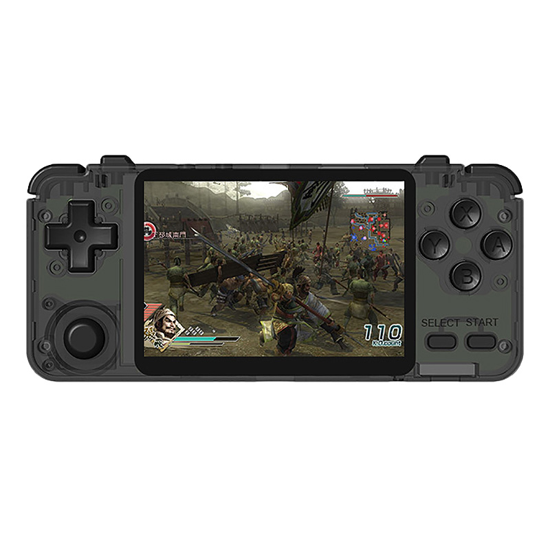 Rk2020 3 5Inch Retro Console IPS Sn Portable Handheld Game Console PS1 N64 Games Video Game Player