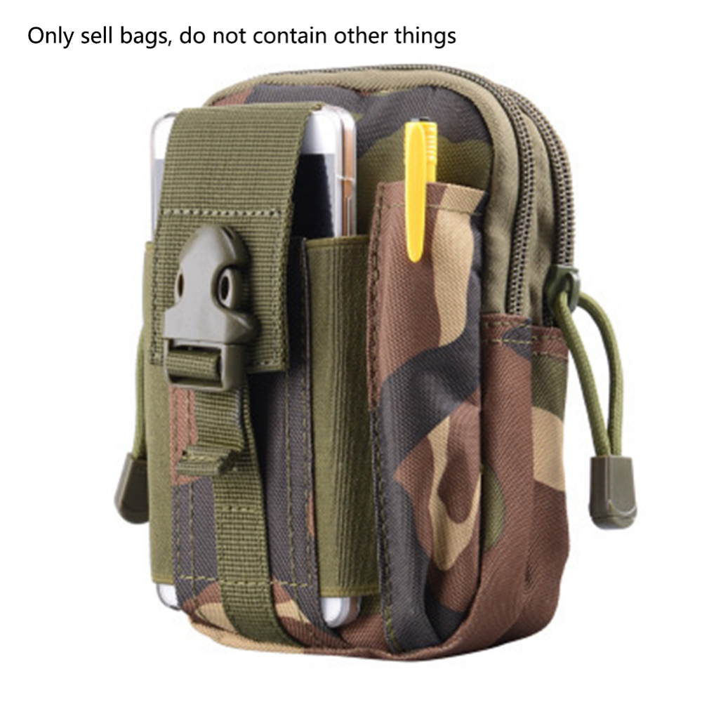 Tactical Camou Pouch Hunting Bags Belt Waist Bag Tactical Invisible Pockets Outdoor Pouches For Iphone 7 Phone Case Sport Bags