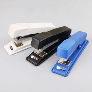 Metal 24 6 26 6 praktyczne ręczne zszywacze biurowe artykuły biurowe artykuły szkolne tanie i dobre opinie OOTDTY CN (pochodzenie) Desktop Stapler other Standardowy zszywacz Normalne Instrukcja app 12x3 5x5cm 4 72x1 38x1 97in Blue Gray Black