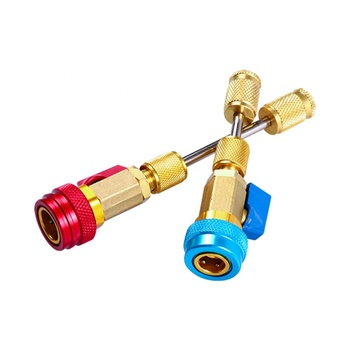 Car Air Conditioner Maintenance and Disassembly Valve Core Wrench No Need To Vent Refrigerant Refrigerant R134