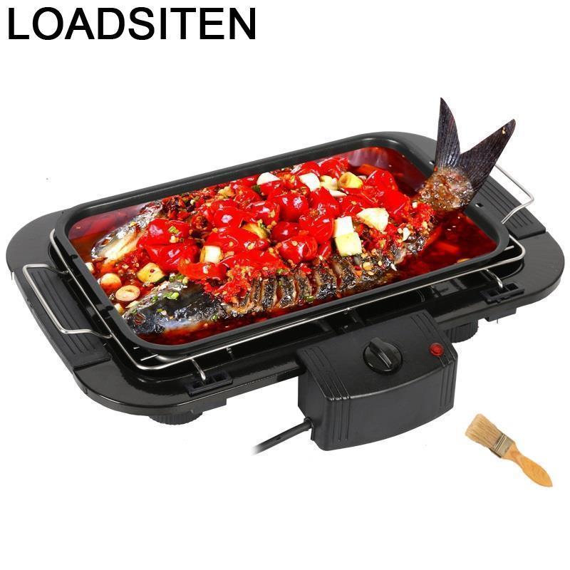 Eletrica Malzemeleri Portable extérieur grillades grille Portable piéghevole Churrasqueira Barbecue Mangal Churrasco Barbecue