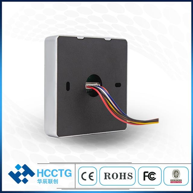 HM30 QR code + RFID access control reader RS232/USB/RS485/TTL Wiegand 5