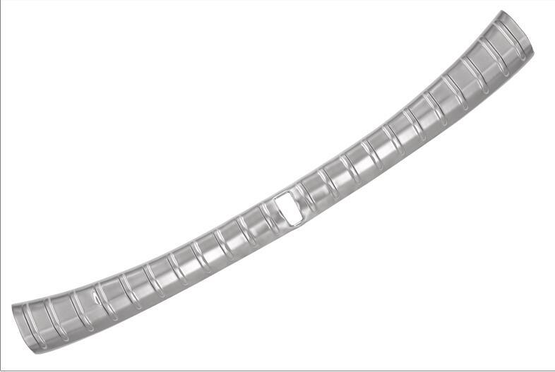 The 2018 for BMW 5 series rear guard 528li530li540li trunk guard bar is stainless steel|Trunk trim| |  - title=
