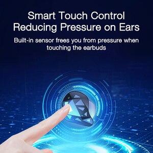 Image 3 - EARDECO True Wireless Earbuds TWS Sport Earbud Bluetooth Earphone Earbud In Ear Wireless Headphones Handsfree Touch Earphones