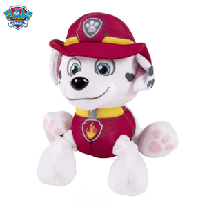Paw patrol puppy game dog sound wave bent plush and stuffed animal toy patrulla canina children Christmas birthday gift(China)