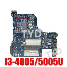 NM-A331 подходит для Lenovo G70-70 G70-80 Z70-80 ноутбук материнская плата Процессор i3-5005U 4005U DDR3 100% тестирование Быстрая доставка