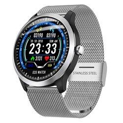 KARUNO N58 Смарт часы спортивные цифровые Watc для женщин кровяное давление монитор сердечного ритма фитнес часы водонепроницаемые женские s часы