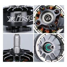 4 pces iflight XING-E 2207 pro 2750kv 2450kv 4S 1800kv 6s motor sem escova para fpv racing freestyle 5 polegadas drones peças de reposição