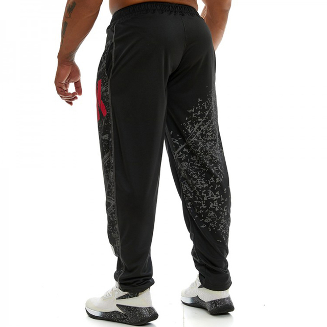 Running Jogging Pants Cotton Soft Bodybuilding 4