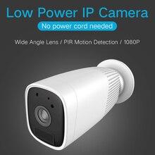 1080P PIR AI Detection Ip Camera Wireless Camera Waterproof Two Way Audio Wifi Security Camera Night Vision camaras de seguridad