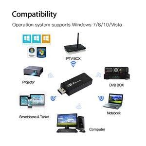 Image 5 - Двухдиапазонная беспроводная карта 802.11ac, 1200 Мбит/с, USB 3,0, Wi Fi, Realtek RTL8812BU, донгл, адаптер для антена для Windows 7/8/10/ Mac OS