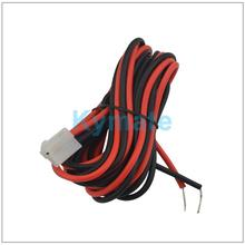 Dc電源ケーブルコード無線yaesu icomケンウッドTK 760/768/8800 TM 261 TM241 TM271フィート3メートル