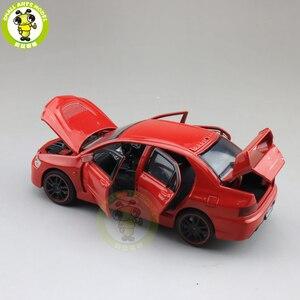Image 4 - 1/32 Jackiekim Lancer Evo Ix 9 Rhd Diecast Model Auto Speelgoed Voor Kinderen Jongen Meisje Geschenken