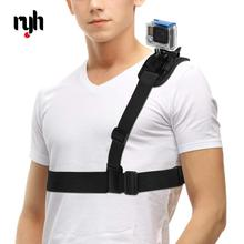 Shoulder Strap Mount Harness for Gopro Hero 9 8 7 6 5 4 3 SJ4000 for Xiaomi Yi Osmo Action Camera Accessories Chest Harness Belt