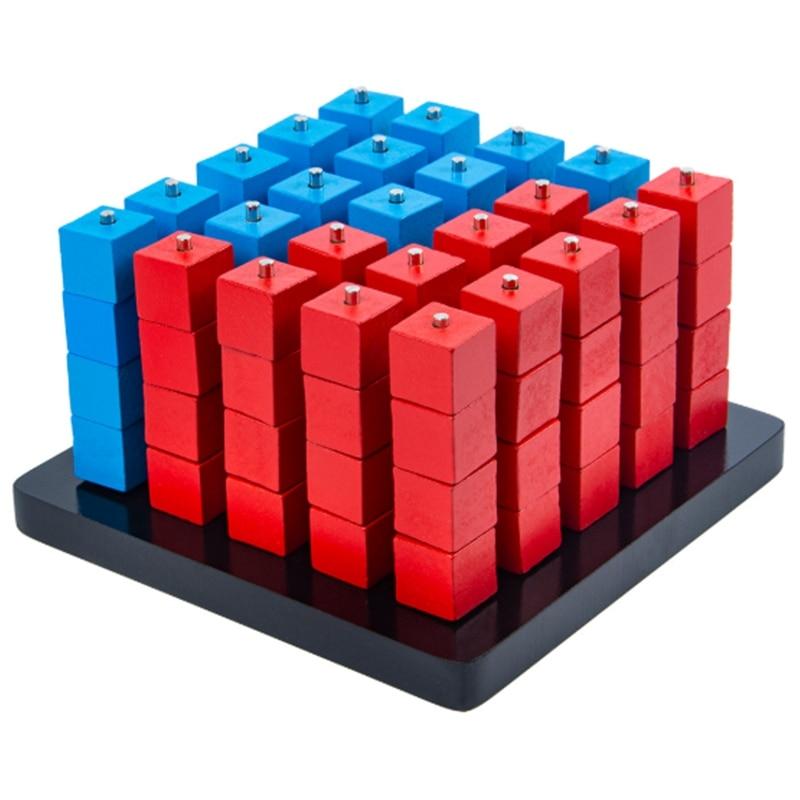 Desenvolvimento de Madeira Jogos de Mesa Brinquedos de Madeira das Crianças Gravidade Backgammon Crianças Inteligência Mod. 312269