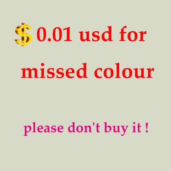 0.1 usd for missed colour diamond and canvas or other!Customer dedicated drill and canvas dedicated link!please don't buy it image
