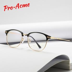 Image 1 - Pro Acme Gafas de bloqueo de luz azul TR90 para mujer, lentes de ordenador para jugadores, gafas con pantalla Anti radiación PB1207