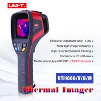 UNI T Thermal Imager UTi160G/UTi160V/UTi160H/UTi160M CIndustrial Inspection Manual Focus Thermal Imaging Thermometer with USB