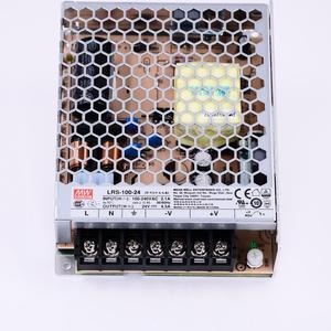 Image 2 - מתכוון גם LRS 100 3.3V 5V 12V 15V 24V 36V 48V מיתוג אספקת חשמל meanwell AC /DC 100W פלט יחיד
