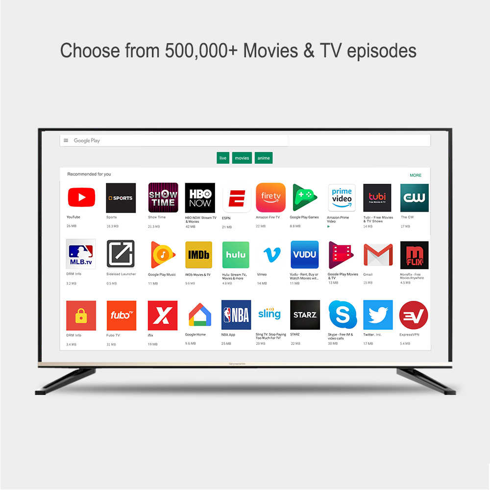 Mecool KM9 PRO Honor caja de TV 4G 32G consola Android 9,0 Amlogic S905X2 USB3.0 4K HDR 2,4G/5G Dual WIFI BT 4,1 Android TV Box
