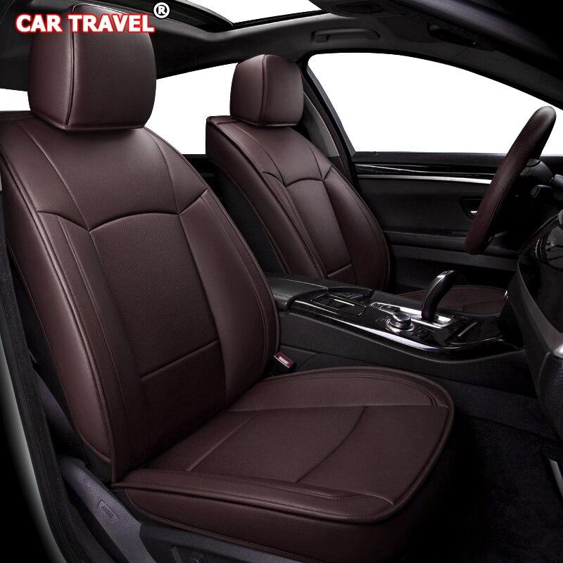 Сделать заказ кожаный чехол для автомобильного сиденья набор для Haima Freema family M8 3 V70 F7 S6 M3 M6 Чехлы для автомобильных сидений