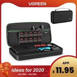 Ugreen saco de armazenamento para nintend switch lite nintendos switch console caso durável niendo caso para ns nintendo interruptor acessórios