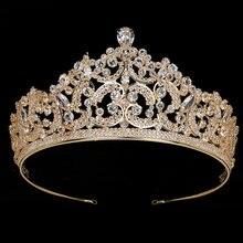 Женская винтажная ДИАДЕМА crown hadiyana свадебный аксессуар