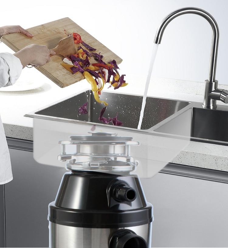Измельчитель отходов для пищевых продуктов, измельчитель отходов, кухонный прибор для кухонной раковины 5