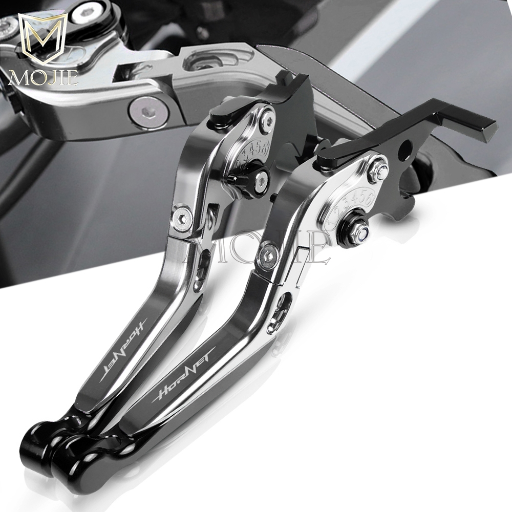 Motorcycle CNC Brake Clutch Levers For <font><b>Honda</b></font> CB600F <font><b>Hornet</b></font> CB 600F <font><b>600</b></font> F 2007-2013 2008 <font><b>2009</b></font> 2010 2011 2012 Brake Clutch Levers image