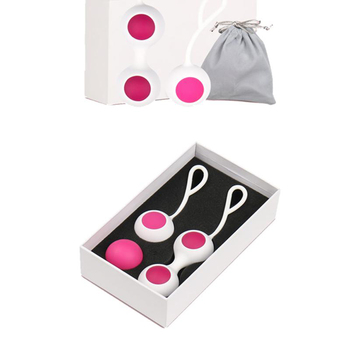 Silikonowe Smart Ball kulki kegla Ben Wa Kegel trener mięśni gejszy pochwy piłkę urządzenie wibracyjne do masażu dla kobiet żywności jakości medyczny tanie i dobre opinie NoEnName_Null