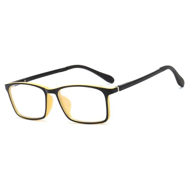 Купить блокирующие антибликовые очки от уф лучей детские синие голубой