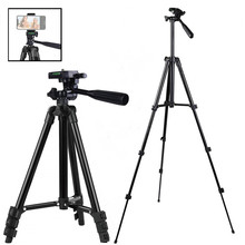 Lightweight Phone Camera Tripod Extendable Camera Stand for Xiaomi Huawei IPhone Nikon Canon Sony Gopro