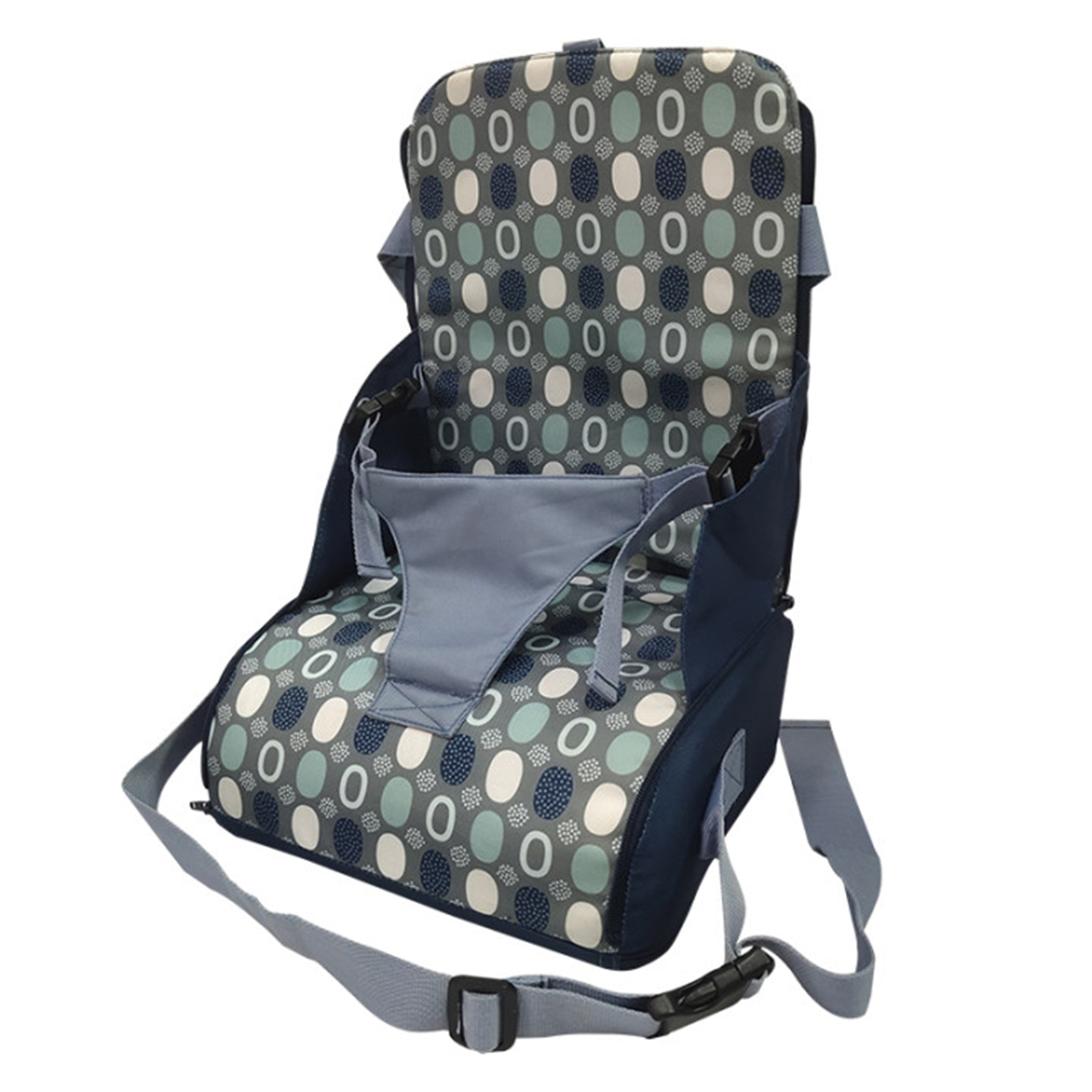 High Chair Booster Seat Adjustable Booster Chair For Baby Kids Student Cushion Removable Adjustment Portable Baby Seat Cushion