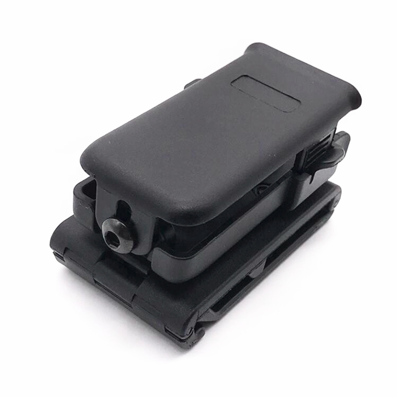 Single Adjustable <font><b>9mm</b></font> Magazine Pouch for Hunting <font><b>Glock</b></font> 17 19 22 23 Beretta M9 M92 Magazine Pouch <font><b>Gun</b></font> Holster Bag image