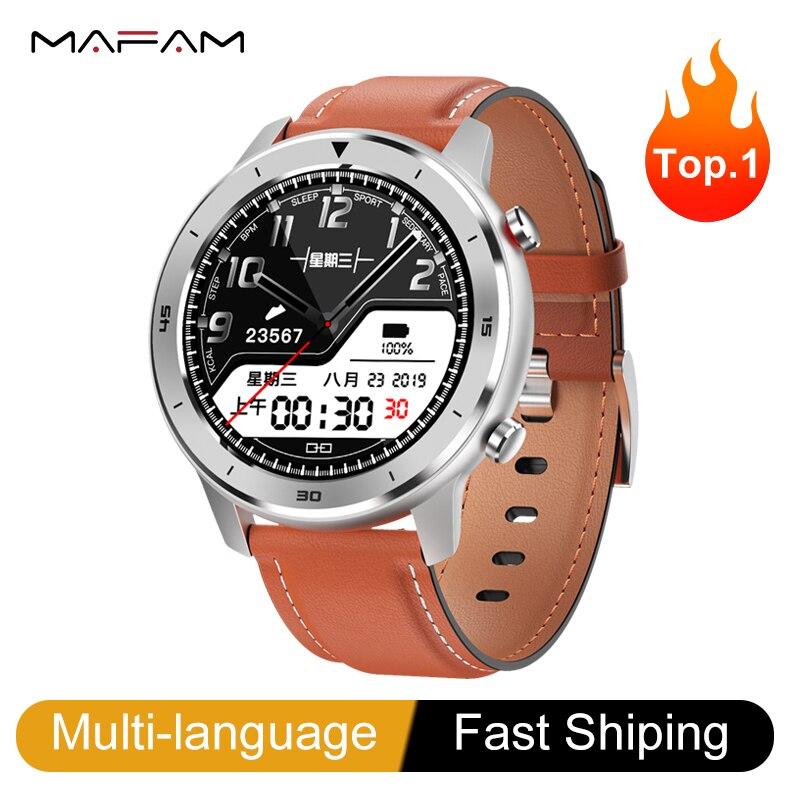 MAFAM DT78 Smart Watch Men Women Smartwatch Bracelet Fitness Activity Tracker Wearable Devices Waterproof Heart Rate Monitor