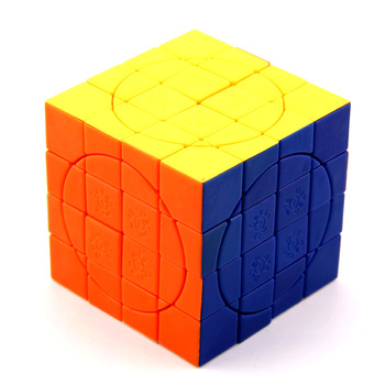 Original High Quality MF8 + Dayan Crazy 4x4x4 Plus Magic Cube V3 Super 4x4 Speed Puzzle Christmas Gift Ideas Toys For Children