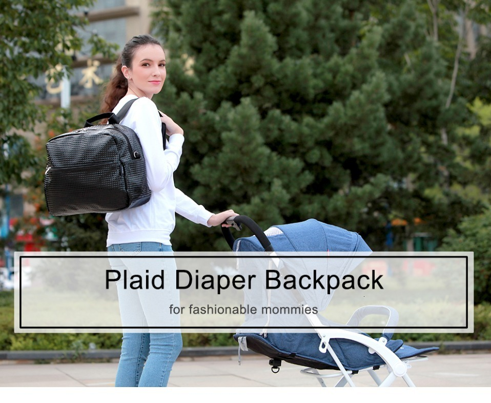 H2dbf569017b545a4b329e0e1d6c32451w Soboba Mommy Maternity Diaper Bags Solid Fashion Large Capacity Women Nursing Bag for Baby Care Stylish Outdoor Mommy Bags