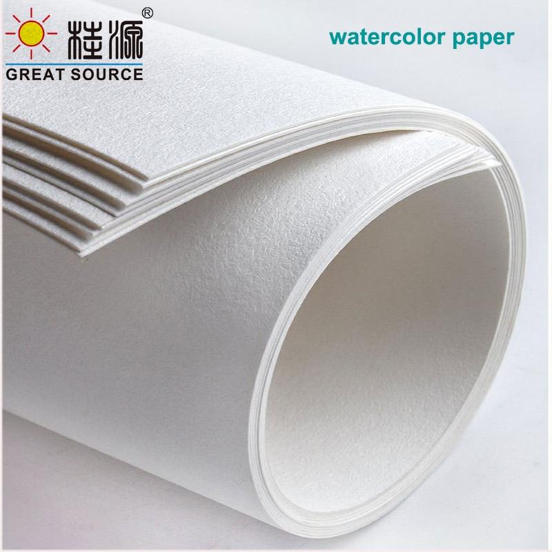 4K Watercolor Paper Painting Paper Art Paper(60 sheets)
