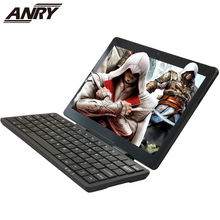 ANRY Bluetooth Keyboard 10 inch Tablet Pc MTK8732 Octa Core Android 7.0 4GB RAM 64RGB ROM Phable IPS Screen 4G phone Call Tab