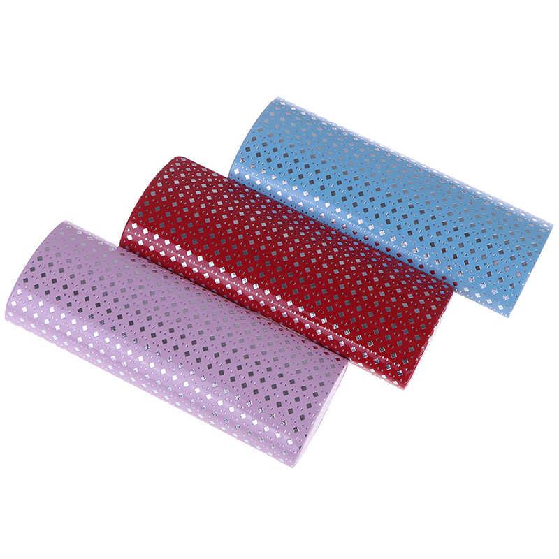Buatan Tangan Kotak Hard Kacamata Kasus Tontonan Kotak Kacamata Case untuk Wanita Besi Optik Tas Miopia Oval Kotak Magnet Eyereading